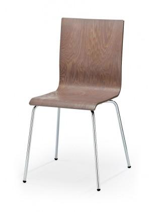 Stolička K167 (svetlý dub,ocel)