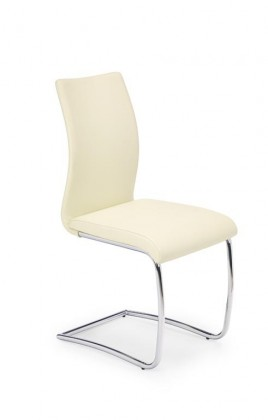 Stolička K180 (tmavý krém)