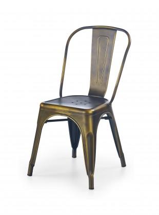 Stolička K203 - Jedálenská stolička (medená)