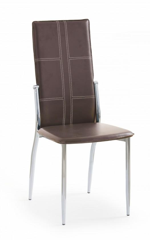 Stolička K47 (tmavě hnedá)