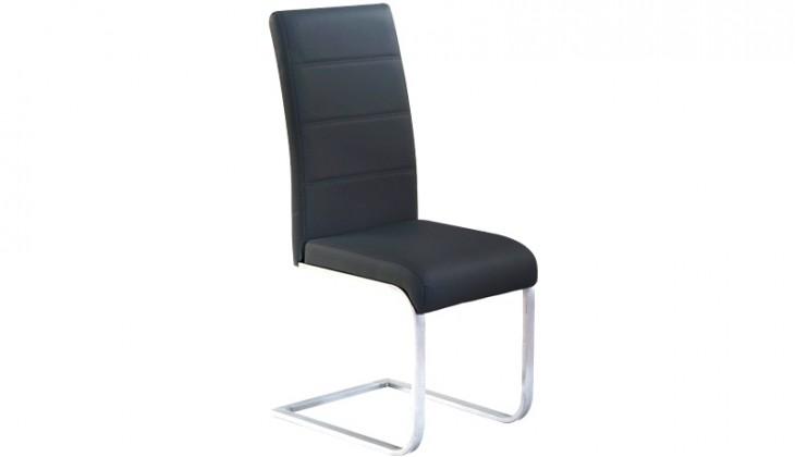 Stolička K85 (čierna)