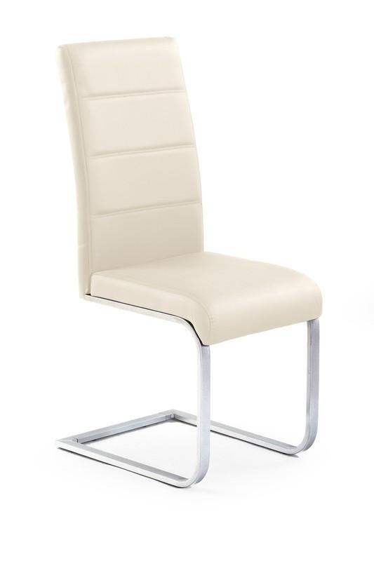 Stolička K85 (tmavý krém)
