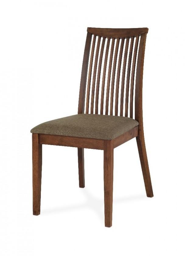 Stolička Misty(orech, poťah pieskový)
