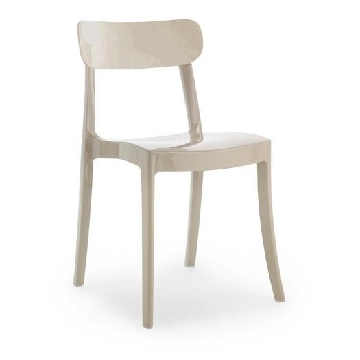 Stolička NEW RETRO(piesková + piesková)