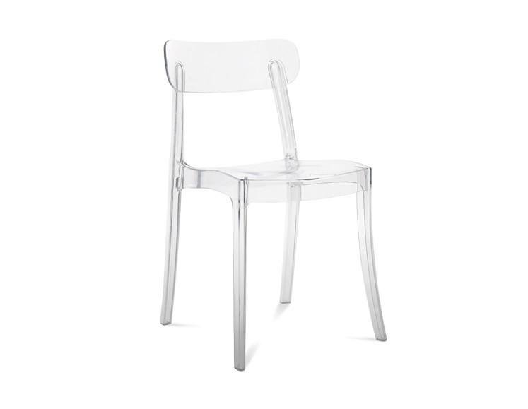 Stolička NEW RETRO(priehladná + priehladná)