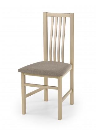 Stolička Pawel - Jedálenská stolička (svetlo hnedá, dub sonoma)