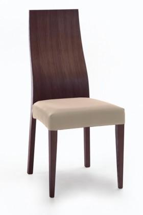 Stolička Pinta  (jaseň/navara svetlo béžová)