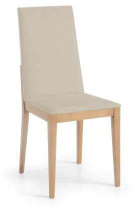 Stolička Rabida  (dub/navara svetlo béžová)