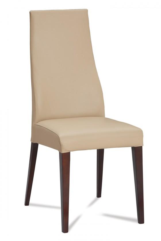 Stolička Semora (wenge/eko kože vienna béžová)