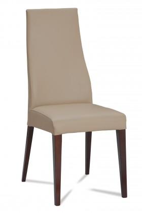 Stolička Semora (wenge/eko kože vienna hnedá)