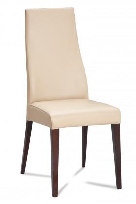 Stolička Semora (wenge/eko kože vienna krémová)