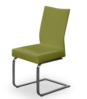 Stolička Set - hojdacia (oceľ nerez, olivová)