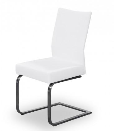 Stolička Set - hojdacia (oceľ nerez, slonová kosť)