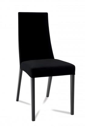 Stolička Tortuga (černá/eko kože vienna černá)