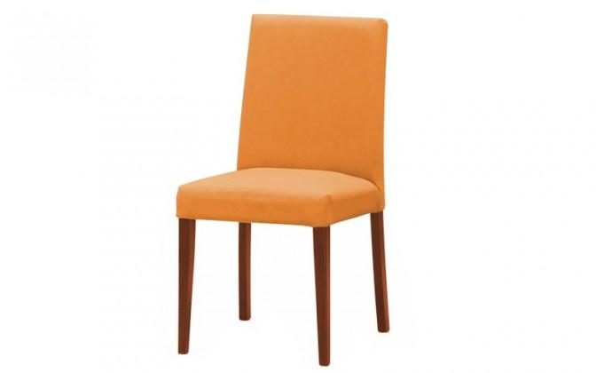 Stolička Uno(čerešna/carabu arancio 94)