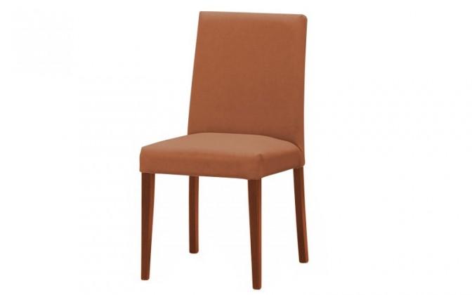 Stolička Uno(čerešna/carabu terracotta 75)