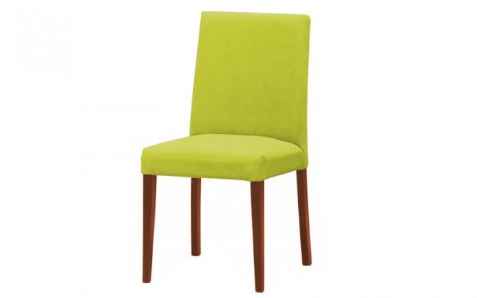 Stolička Uno(čerešna/carabu verde chiaro 96)