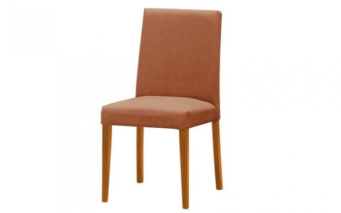 Stolička Uno(jelša/carabu terracotta 75)