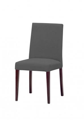Stolička Uno(tm.hnedá/carabu grigio 77)