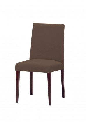 Stolička Uno(tm.hnedá/carabu marrone 57)