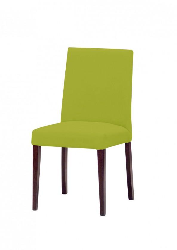 Stolička Uno(tm.hnedá/carabu verde chiaro 96)