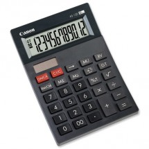 Stolná kalkulačka Canon AS-120, čierna ROZBALENÉ