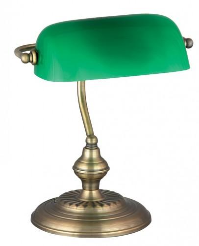 Stolná lampa Rabalux 4038 Bank
