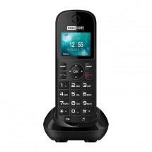 Stolný GSM telefón Maxcom Comfort MM35D, čierna