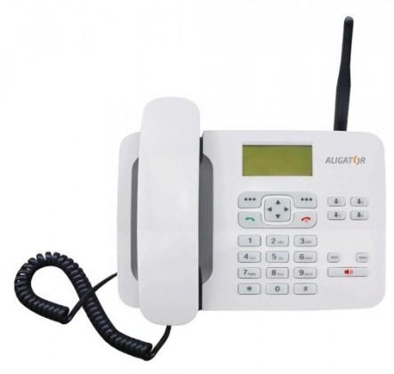 Stolný telefón Aligator T100