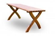 Strong - Stôl, 160cm (drevo)