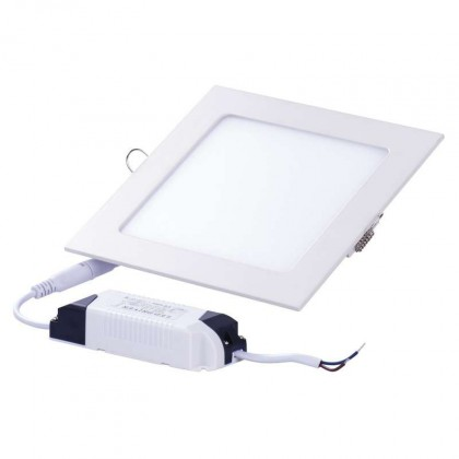 Stropný LED panel S 18W IP20 teplá biela
