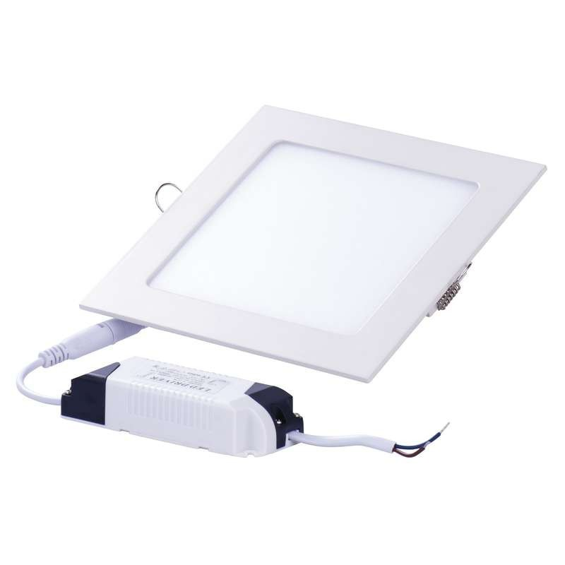 Stropný LED panel S 24W IP20 studená biela