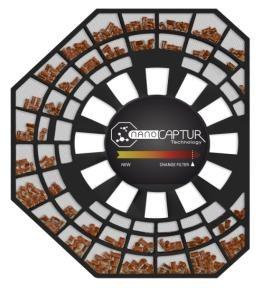 Štruktúrovaná kabeláž Filter do čističky vzduchu Rowenta XD6080F0