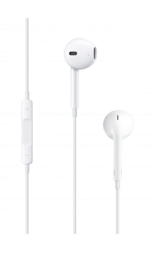 Štupľové Apple EarPods Original MD827ZM Stereo HF (Bulk)
