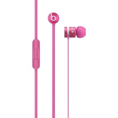 Štupľové Beats By Dr. Dre uRBEATS, ružová - MH9U2ZM/A