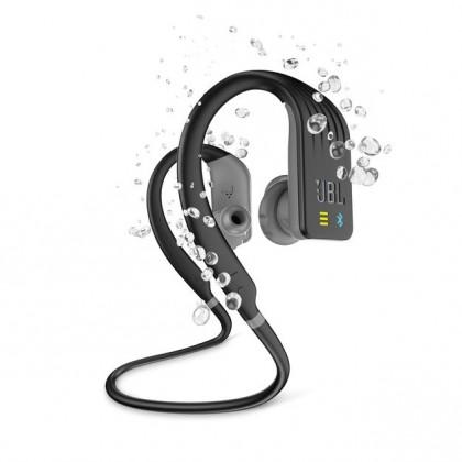 Štupľové Bezdrôtové slúchadlá JBL Endurance Dive, čierna