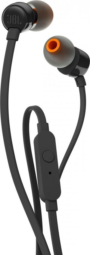 Štupľové JBL T160 Black