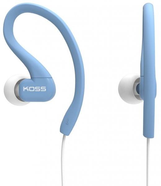 Štupľové KOSS KSC/32 Blue (doživotná záruka)