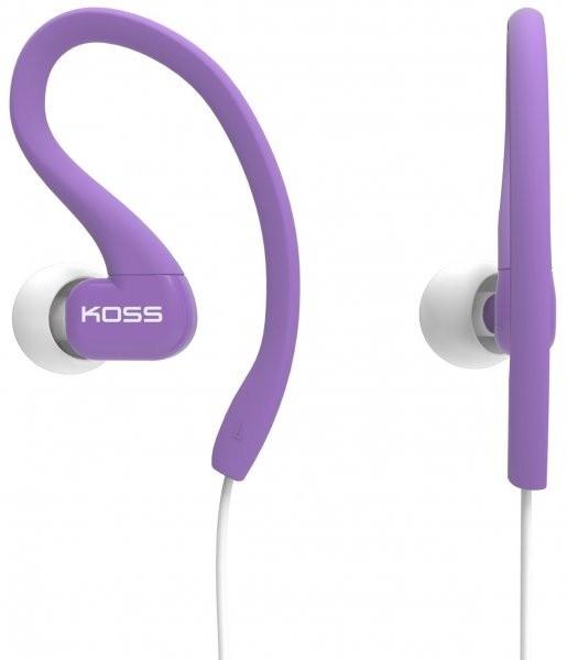 Štupľové KOSS KSC/32 Purple (doživotná záruka)