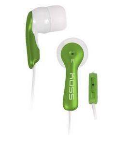 Štupľové Koss Mirage Green (doživotná záruka)