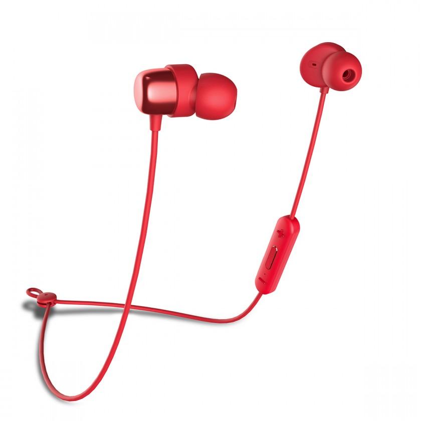 Štupľové Niceboy HIVE E2 červená hive-e2-red