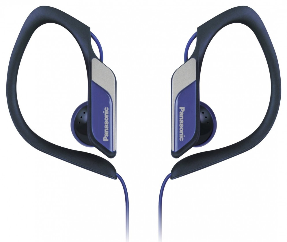 Štupľové Panasonic RP-HS34E-A, čierne modré