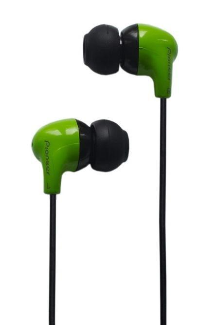 Štupľové Pioneer SE-CL501-G (Green)