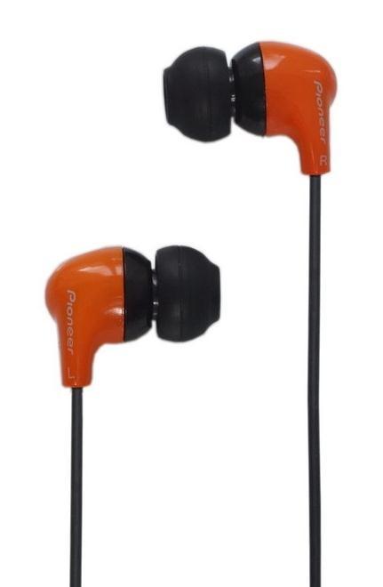 Štupľové Pioneer SE-CL501-M (Orange)