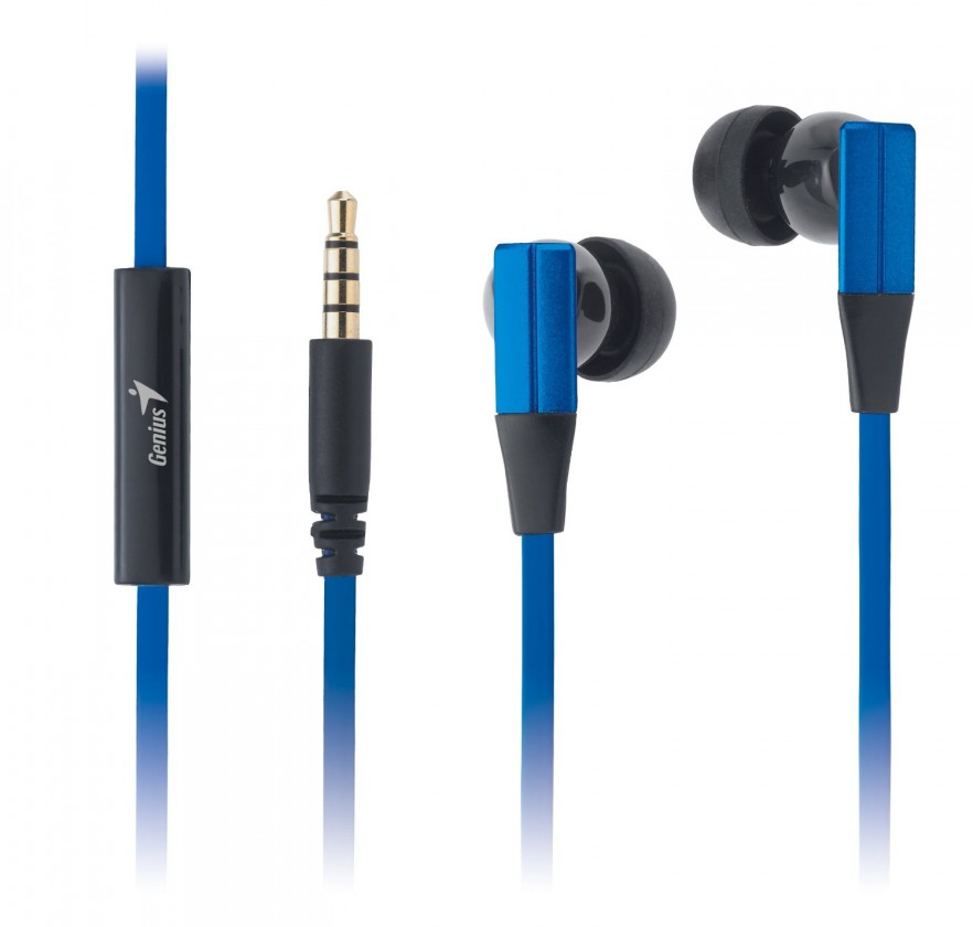 Štupľové Slúchadlá Genius HS-M230 mobile headset, blue