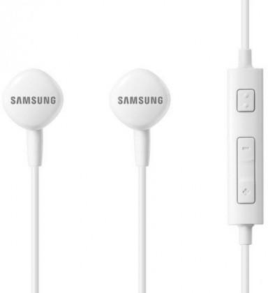 Štupľové Slúchadlá Samsung EO-HS1303, biela