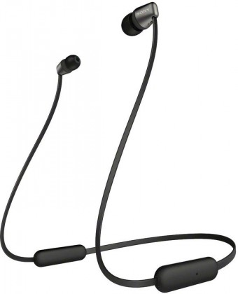 Štupľové Sony WI-C310 čierne