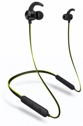 Štupľové Športové bezdrôtové slúchadlá Connect IT CEP-4000-GR, zelená