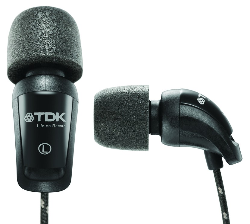 Štupľové TDK EB900