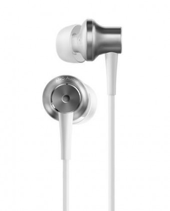 Štupľové Xiaomi Mi ANC & Type-C In-Ear Earphones White